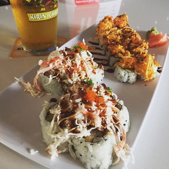 Sushi @ Bento Sushi