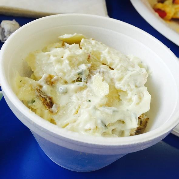 Garlic Potato Salad @ Emile Louis Desporte