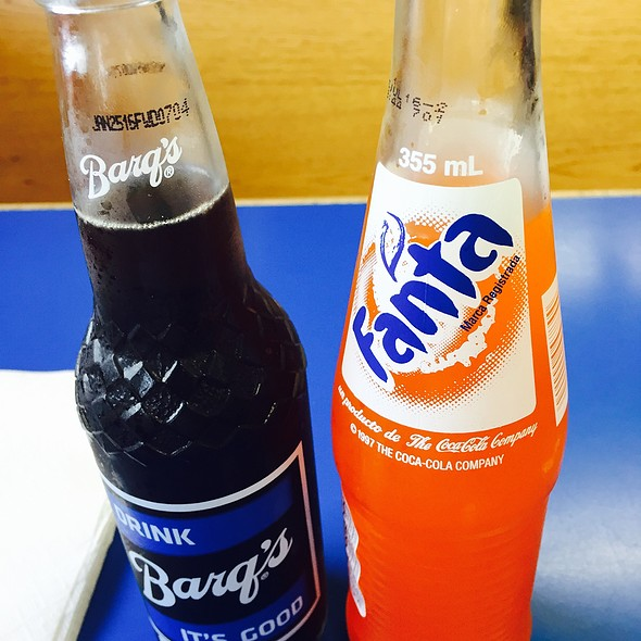Root Beer And Fanta @ Emile Louis Desporte