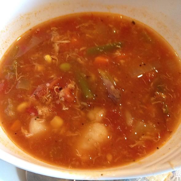 Maryland Crab Soup - RockBass Grill, Wormleysburg, PA