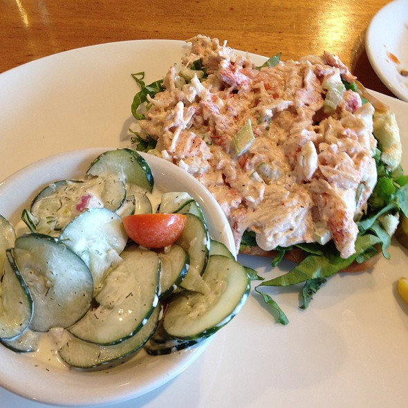 lobster roll - RockBass Grill, Wormleysburg, PA
