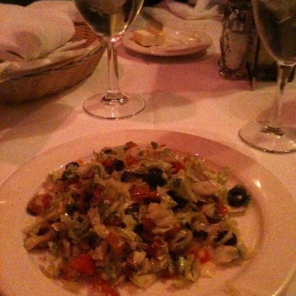 Emily Salad  - Nero's Grille, Livingston, NJ