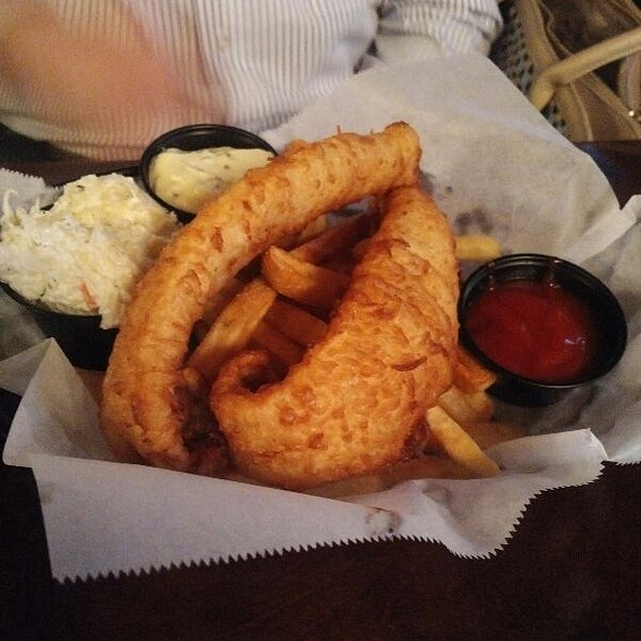 Fish and Chips - McGee's Irish Pub & Restaurant, Anderson, SC