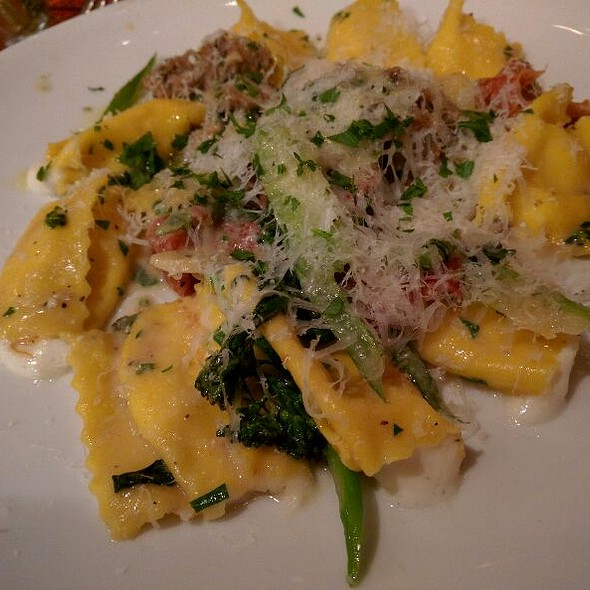 Some Kind Of Pasta Dish @ Wolfgang Puck Cafe