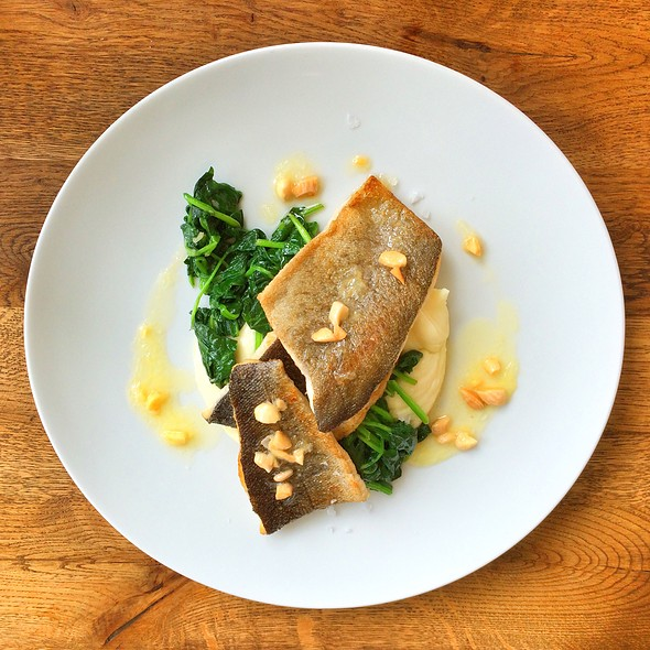 Fillets Of Trout @ The Artisan