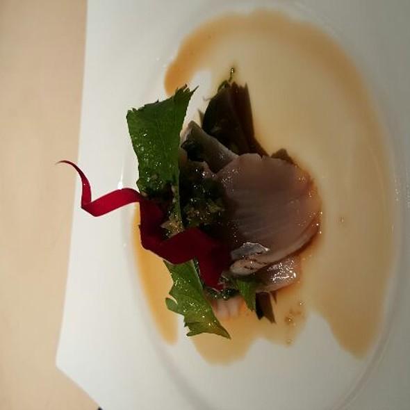 Sawara Tataki @ Tomo Japanese Restaurant