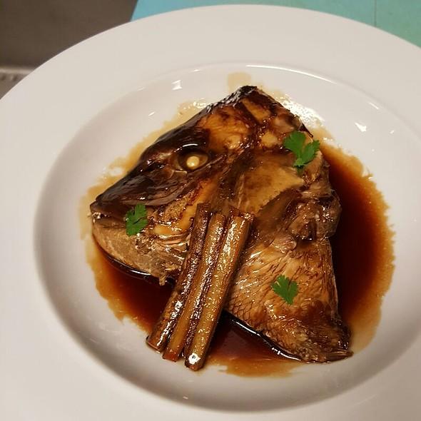Tai Kabutoni Sweet @ Tomo Japanese Restaurant