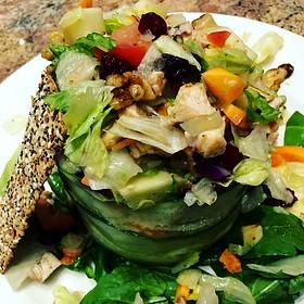 Chicken Salad - Adelphia Restaurant, Deptford, NJ
