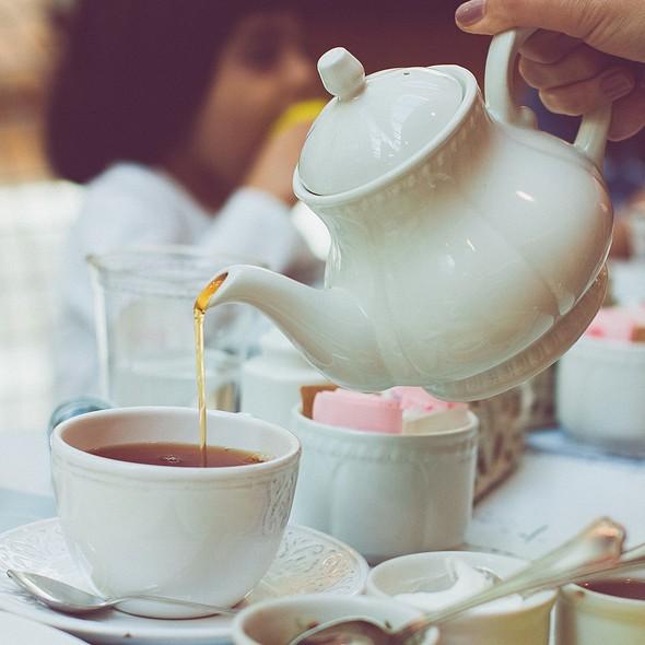 Tea @ Majestea Tea Room & Shop