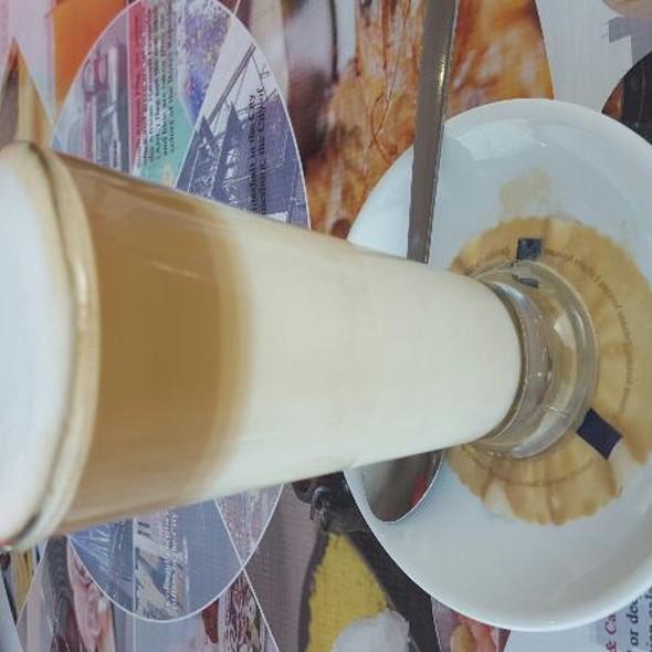 Latte @ Jozi Diner