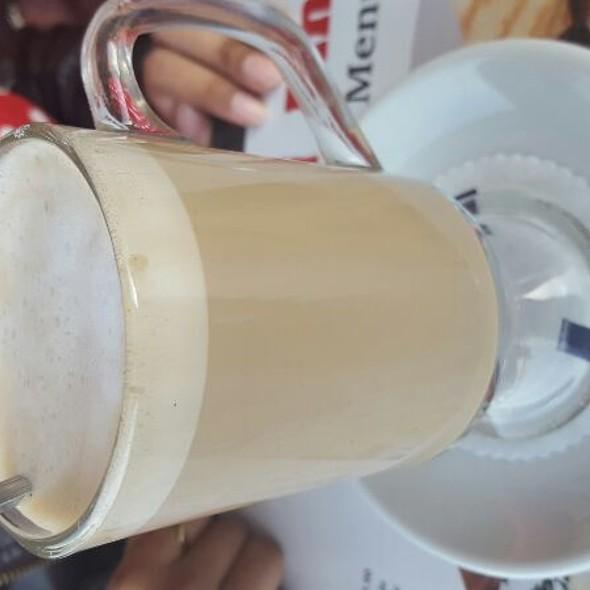Chai Latte @ Jozi Diner