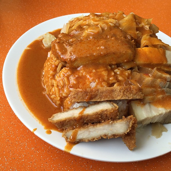 Hainanese Curry Rice @ Truly Test Kitchen, #07-05 Jun Jie Industrial Building,