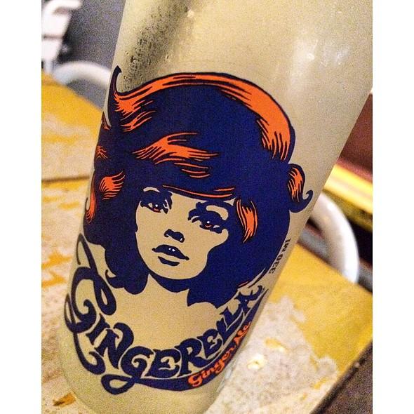 Gingerella Ginger Ale @ Artistry