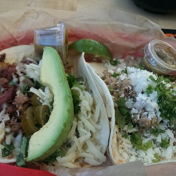 The Crossroads Taco @ Torchy's Tacos