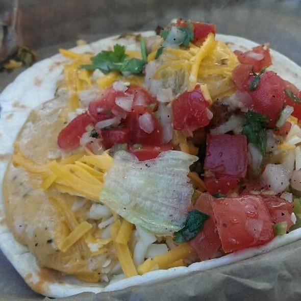 """trashy"" Trailer Park Taco @ Torchy's Tacos"
