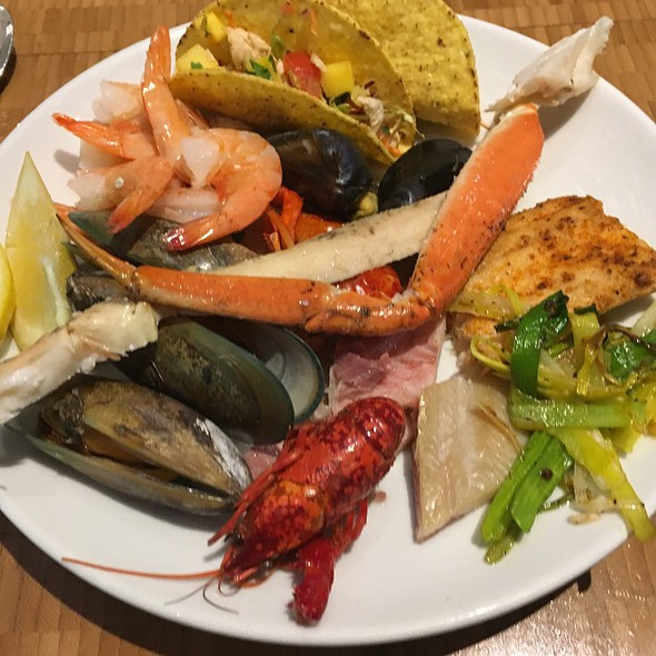 Seafood @ The Buffet at Aria