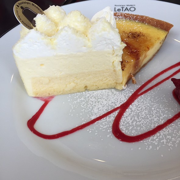 Cheese cake @ Pathos @ Le Tao, Otaru