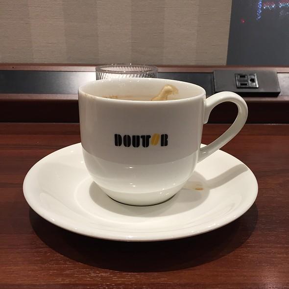 Cappuccino @ DOUTOR Coffee