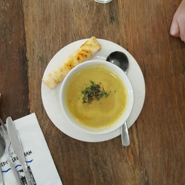 Lentil Soup @ Cafe Mediterranean