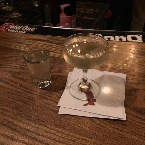 Hendricks Dirty Martini
