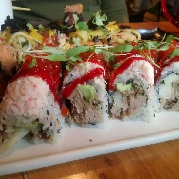 Scarlett Roll @ Red Sushi