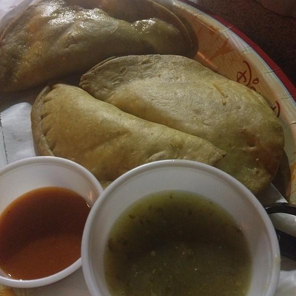 Queso Empanadas @ Laguna Bar