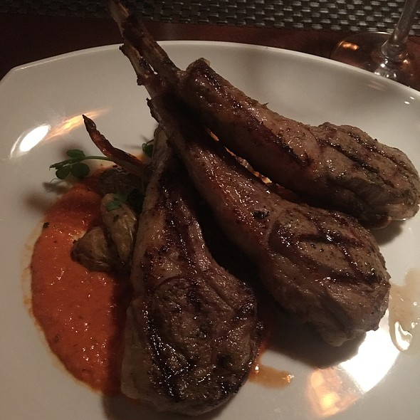 Lamb Chops - Revolution Grille, Toledo, OH