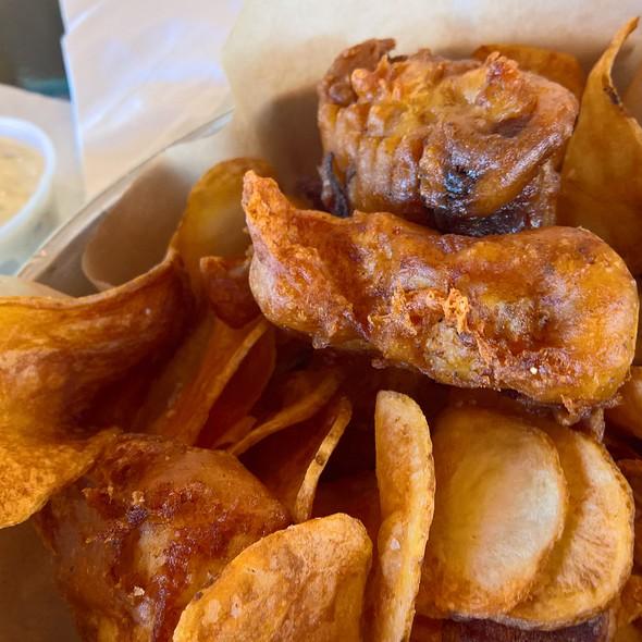 Fish and Chips @ Big Mac Little Lu Sea Food
