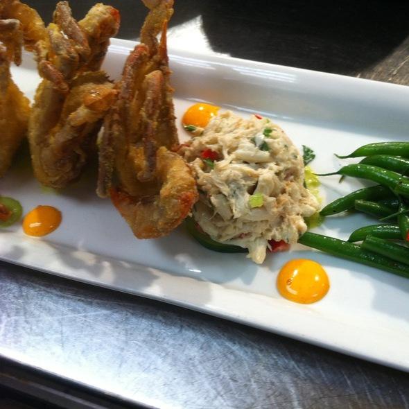 Soft Shell Crab Special - Austin's Woodfire Grille - Brecksville, Brecksville, OH