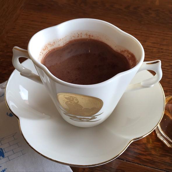 Hot Chocolate @ DOUTOR Coffee