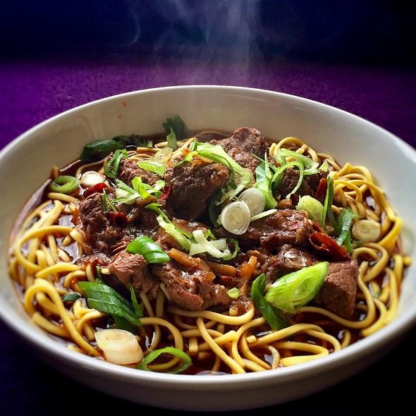 Szechuan Beef Noodles @ Little Venice Country Park
