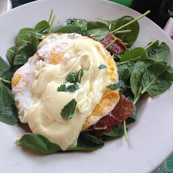 Spring Egg @ Paper Moon Diner