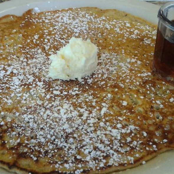 House Pancakes  @ Seven Mile Cafe