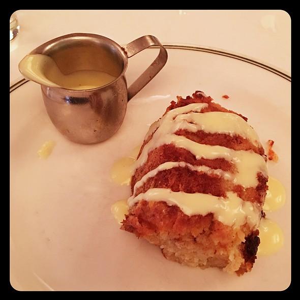 Bread Pudding @ Mr B's Bistro