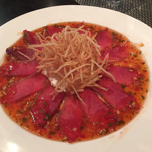 Mango Tuna Tartare @ Bay Ridge Sushi