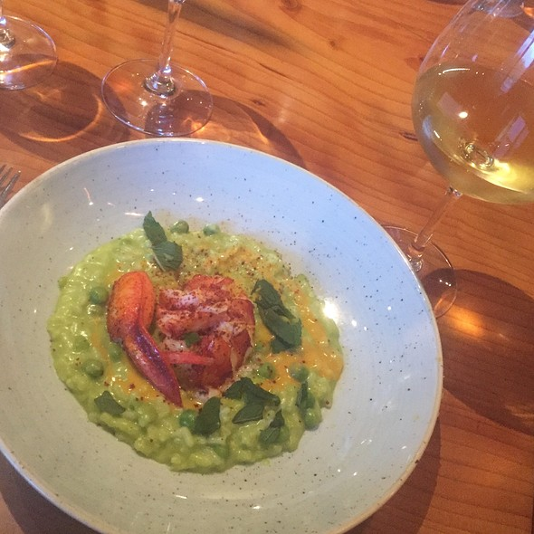 Lobster Risotto @ Torc
