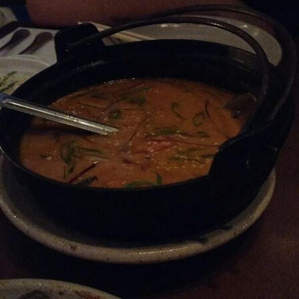 Duck Curry @ Tian Restaurante