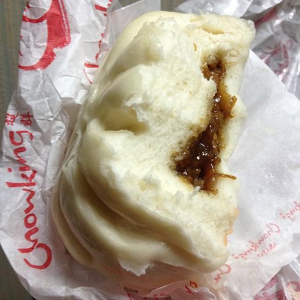 Pork Asado Siopao @ Chowking
