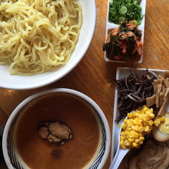 Tsukemen Ramen With Thick Noodles @ Kambi Ramen Inc