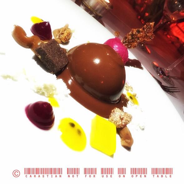 A Melting Dream @ Restaurant Alpenrose