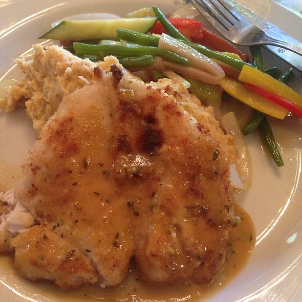 Citrus Crusted Chicken