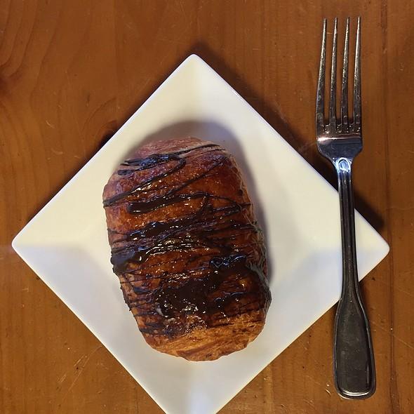 Chocolate Croissant @ McLain's Bakery