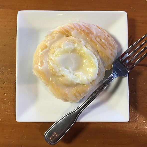 Cheese Danish @ McLain's Bakery
