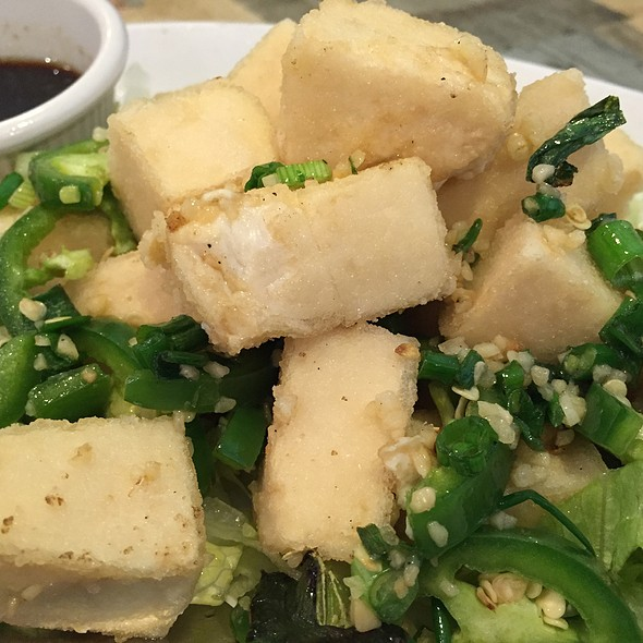 Salt And Pepper Tofu @ ABC Cafe