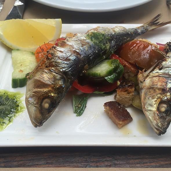Grilled Sardines @ Aurora