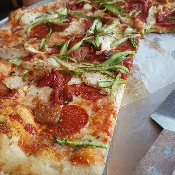 Fire Bird Pizza @ Mid City Pizza