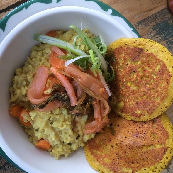 Porridge @ Rose's Fine Food