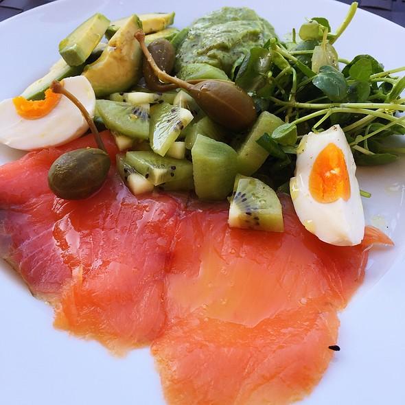 Breakfast Time @ June's Kitchen In Tenerife