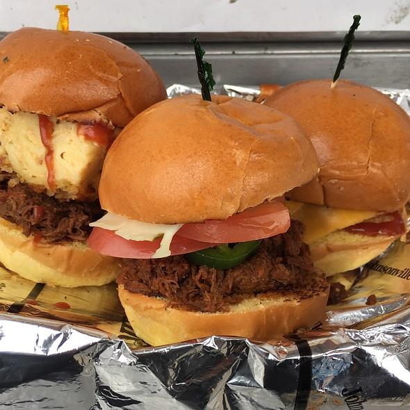 Butcher's Three-Way @ The Butcher's Son