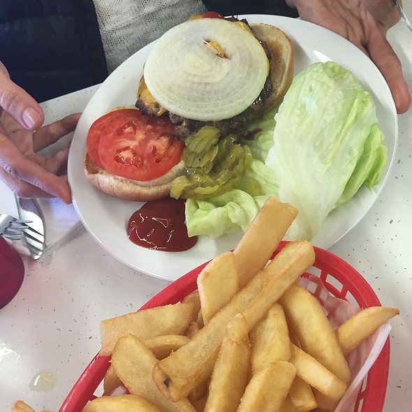 Mamma Burger @ Val's Burger